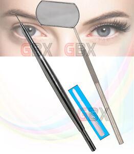 Eyelash Lashes Lifting Lifter Perm Perming Separating Eyelash Inspection Mirror