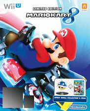 Mario Kart 8 -- Limited Edition (Nintendo Wii U, 2014)