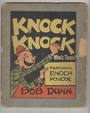 Knock Knock 1936 G Enoch Knox