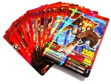 Animal Kaiser Evolution Version 8DX: 35 Randomly Choosen Out of 45 Normal Cards