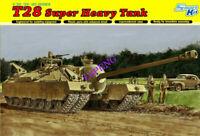 Dragon 6750 1/35 scale T-28 Super Heavy Tank - Smart Kit TANK MIDEL 2019 NEW