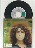 "T. Rex – Get It On / Raw Ramp,7"",45 RPM,Single-Rock-Glam-D-1971"
