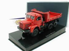 Norev 690012 - Berliet GBC 8 6x6 3-achs Kipper Baujahr 1958 in rot 1:43 NEU !!