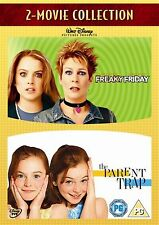 Freaky Friday/The Parent Trap (2007) Jamie Lee, Lindsay NEW & SEALED UK R2 DVD