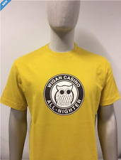 Wigan Casino Night Owl T-shirt/Oro-XX Large ERA £ 24.99