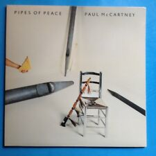 Paul McCartney-Pipes Of Peace-1983 Colombia PROMO STAMP & # 4052- M-/M- UNPLAYED