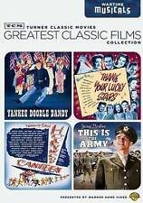 TCM Greatest Classic Films: Legends - Wartime Musicals (DVD MOVIE) BRAND NEW