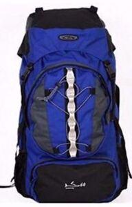 Hiking Backpack Summit 60 Royal Blue