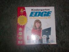 Brighter Minds Preschool Edge 18 Piece Learning Kit New