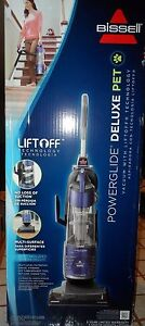 bissell powerglide 27632 deluxe pet Bagless Upright Vacuum LiftOff Technology NE