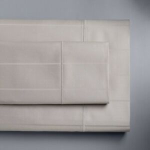 New Simply Vera Vera Wang Supima Cotton 600 Thread Count Sheet Set Choose Size