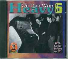 HEAVY ON DOO WOP - VOL. 6 - CD - BRAND NEW