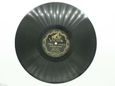 78 RPM Record Victor 20482 Mike Jackson Alabama Mamma/Kissing Mules Blues