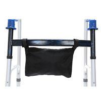 Wheelchair Side Bag Armrest Pouch Organizer Bag Walker Side Pocket Fine G9Z