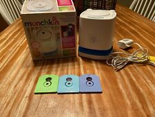 Munchkin Nursery Projector And Sound System Mk0038 (El03) Tested And Working!