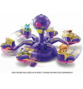 Terrorantulus Toy Story 4 Playset Disney Includes Mini Buzz Fits 6 Mini Figures