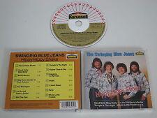 Swinging Blue Jeans/Hippy Hippy Shake (Carosello 834 895-2) CD Album