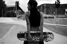 Poster A3 Monopatinaje / Skateboarding Skate Park 09