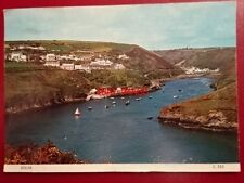 POSTCARD PEMBROKESHIRE SOLVA VIEW OF THE INLET