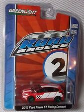 2012 FORD FOCUS ST RACING GREENLIGHT ROAD RACERS # 2 Green Machine Chase # 05/60