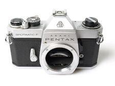 Pentax Spotmatic F chrome body *READ PLEASE*