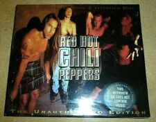 Red Hot Chili Peppers - Fully Illustrated Book & Interview Disc/ CD / OVP Sealed