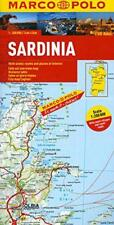 Sardinia Marco Polo Maps by n/a | Map Book | 9783829767491 | NEW