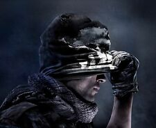 Playstation PS 3 4 Xbox 360 Xbox One Call of Duty Ghosts FRIDGE MAGNET #1