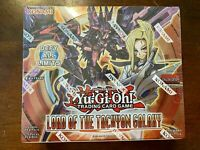 24 Booster Packs 1st Edition Lord of the Tachyon Galaxy Box Yugioh Card ENG LTGY
