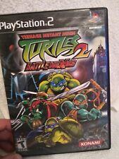 New ListingTeenage Mutant Ninja Turtles 2: BattleNexus Ps2