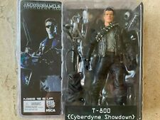 "Terminator 2 T-800 Action Figure Toy 7"" Neca Arnold Judgement Day"