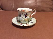 PARAGON ORIENTAL SERIES SUNG  PATTERN TEA CUP AND SAUCER DUO