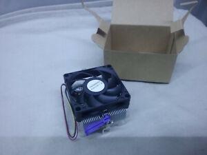 NEW AMD 1A02M5M00 Socket AM2 / am2 AM3 / am3+ Heatsink & Fan 4-Pin and 4-Wire