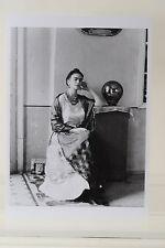 FRIDA KAHLO,1930 by Manuel Alvarez Bravo, Kunst-Postkarte