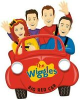 Iron On Transfer - Wiggles Big Red Car