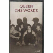 Queen Rock Music Cassettes