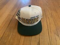 Green Bay Packers Vintage 90's Sports Specialties Shadow Snapback NWOT Rare