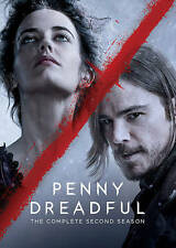 Penny Dreadful: The Complete Second Season 2 (DVD, 2015, 3-Disc Set)