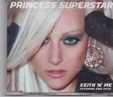 Princess Superstar-Keith N Me cd maxi single