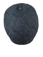 Mens Matalan Flat Grey dress Cap- Size L/XL
