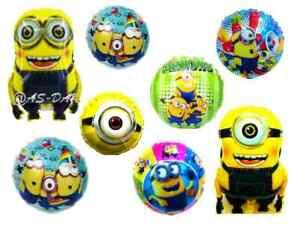 Minion Folienballon Minions Dave Stuart Ballons Junge Geburtstag Helium Party