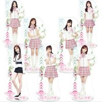 Kpop IZONE Acrylic Standee Action Figure Doll Standing Action Table Decor