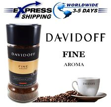 DAVIDOFF Fine Aroma Roasted Ground Masterpiece Of Instant Arabica Coffee 100 gm