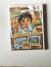 Go, Diego, Go Safari Rescue (Nintendo Wii, 2008)