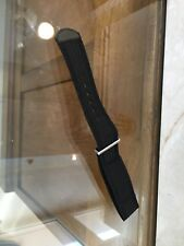 Tudor Advisor Original 22,5 mm Fabric Strap 1 Loop Black - Cinturino Nero