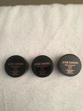 "Josie Maran Lot of 3 Whipped Argan Oil 2 oz ""Be True"" Unscented Lot of 3 NWOB"
