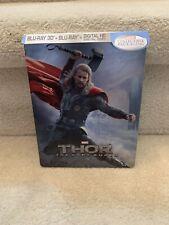 Thor the Dark World 3D + 2D Blu-ray Steelbook™ Bestbuy Exclusive