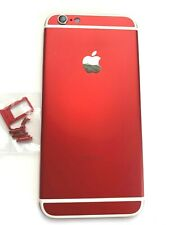 ORIGINAL iPHONE 6 6G BACK REAR BATTERY COVER DOOR HOUSING Red