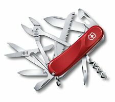 Victorinox Swiss Army Knife, Red Evolution S52, # 2.3953.SEUS2, New In Box