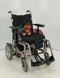 2017 Kymco Vivio Folding Travel Electric Wheelchair Wheel Chair #1320